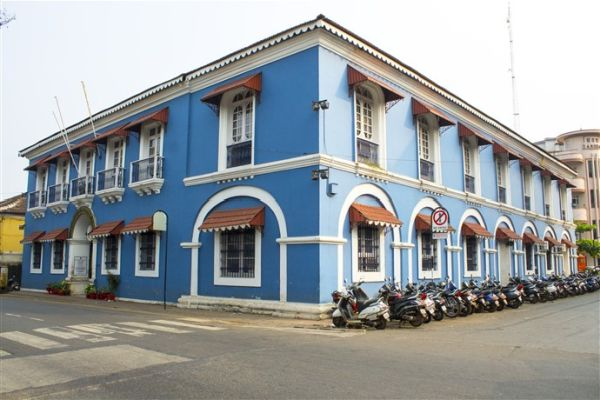 Indian Customs & Central Excise Museum in Goa