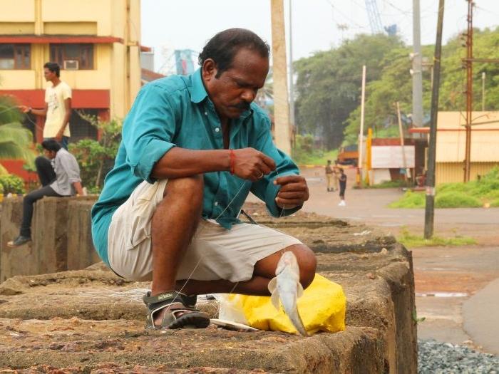 Fishing in Goa in Goa