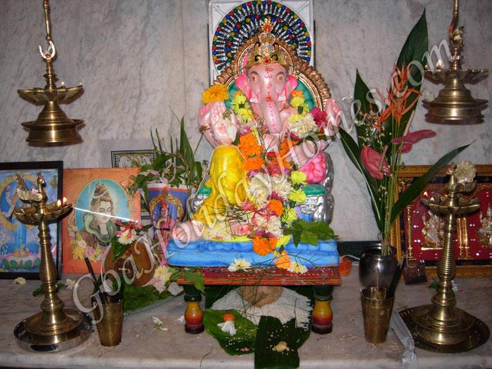 Ganesh Chaturthi In Goa The Festival Of Ganesh Chaturthi