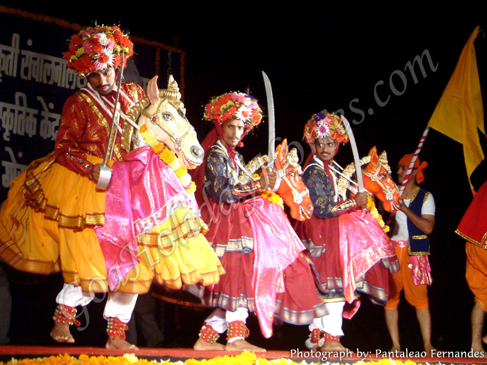 'Ghode Modni' folk dance in Goa
