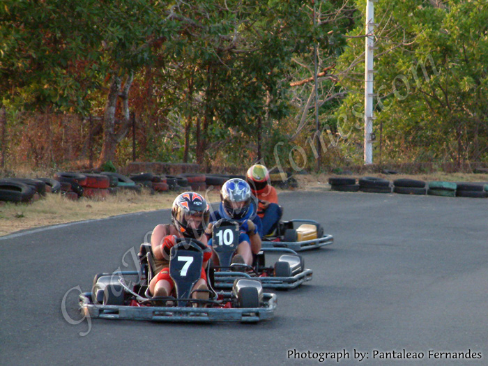 Go-karting in Goa in Goa