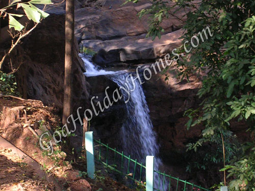 Arvalam Waterfalls in Goa