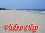 Video clip of Uttorda Beach