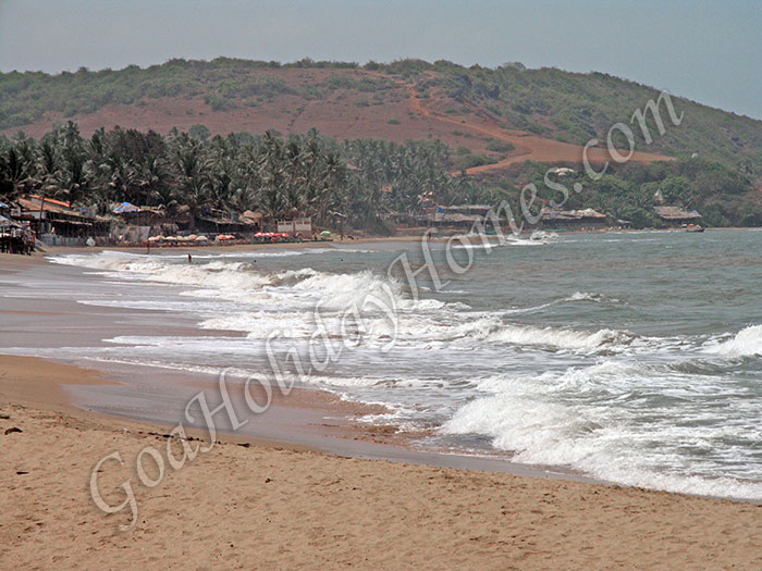 Anjuna in Goa