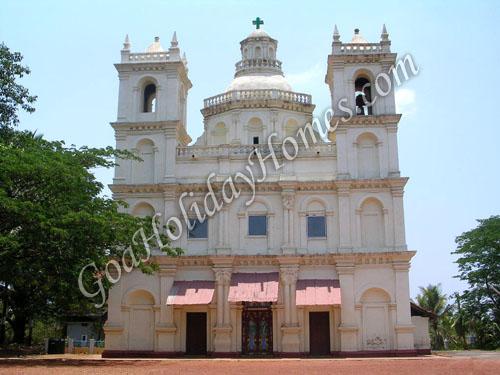 Sant Estevam in Goa