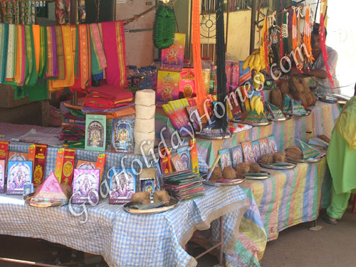 Shiroda in Goa