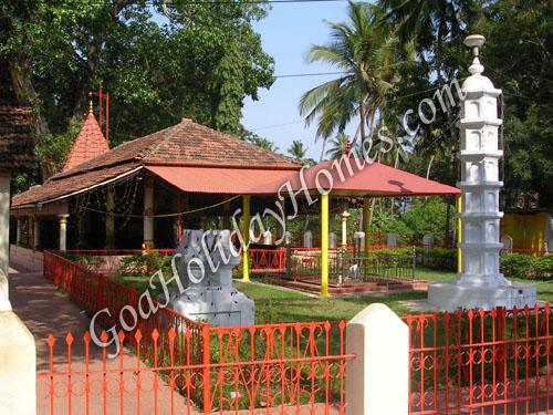 Kshetra Pimpleshwar Datta Temple in Goa