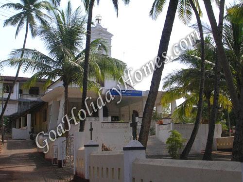 Bogmalo Beach in Goa
