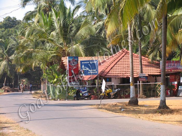 Morjim in Goa