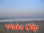 Video clip of Colva Beach In Goa