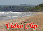 Video clip of Galgibag Beach