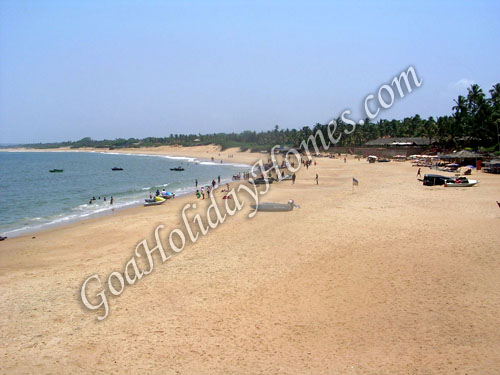 Sinquerim Beach in Goa in Goa