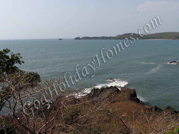Cabo De Rama in Goa