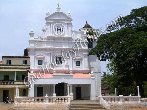 Igreja de Nossa Senhora de Piedade in Goa