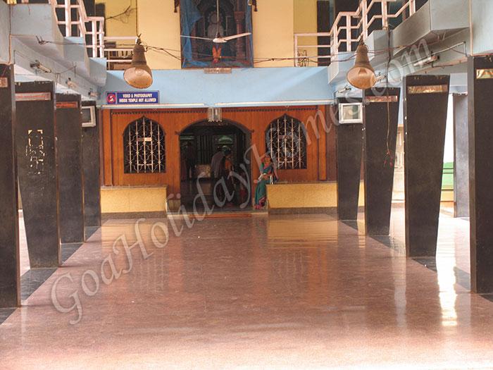 Damodar Temple at Zambaulim in Goa