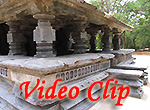 Video clip of Tambdi Surla Temple