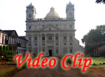 Video clip of Church of St. Cajetan