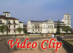 Video clip of Churches in Goa