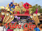 Video clip of Carnival in Goa