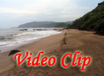 Video clip of Cola Beach