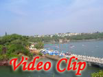Video clip of Dona Paula Beach In Goa