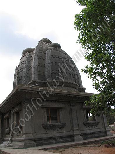 Brahma Temple at Carambolim in Goa