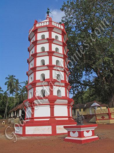 Shri Mallikarjun temple in Goa