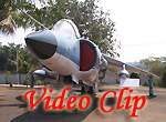 Video clip of Naval Aviation Museum