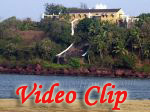 Video clip of Tiracol Fort