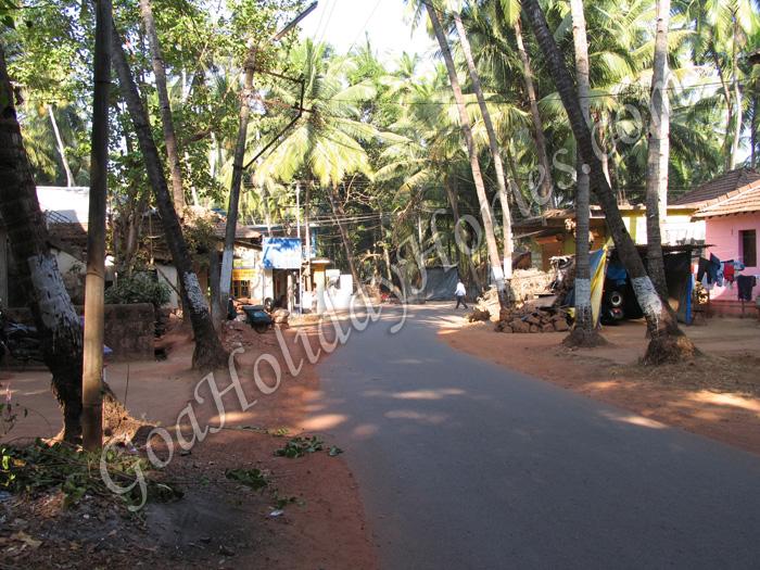Chopdem in Goa