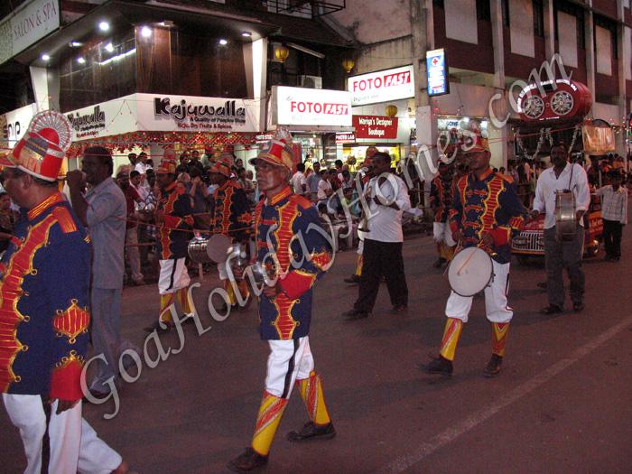 Shigmo in Goa 2009 in Goa