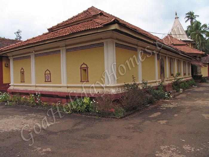 Parashuram Temple at Poinguinim in Goa