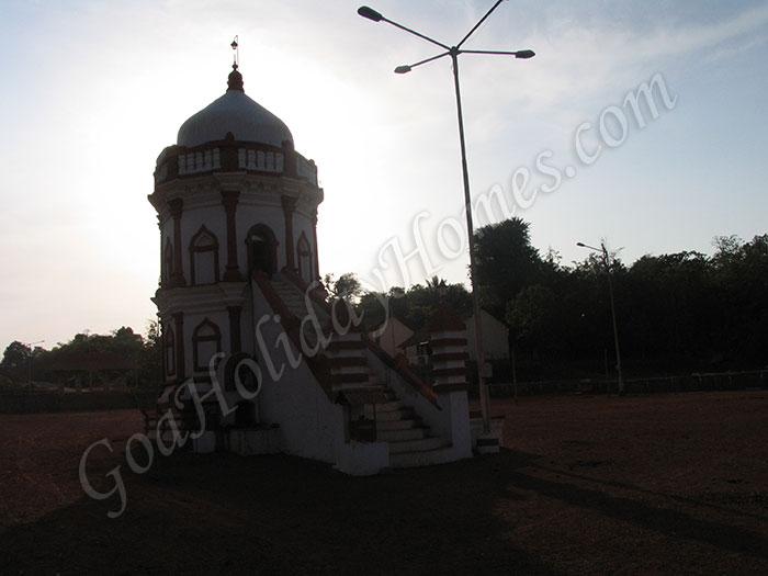Gokarn Partagali Jevottam Math in Goa