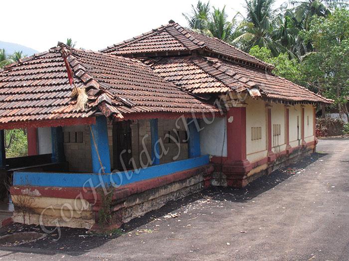 Mahamaya Devi Temple in Goa