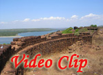 Video clip of Chapora Fort