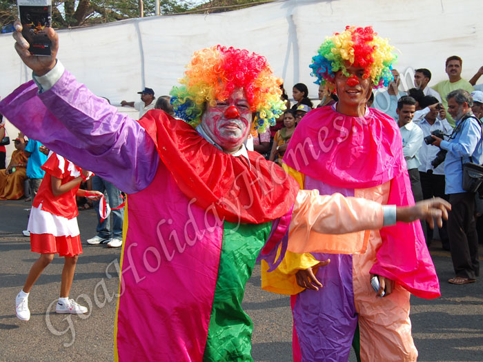 Goa Carnival 2010 in Goa
