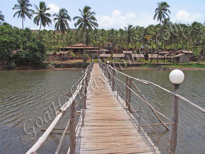 Mandrem Beach in Goa