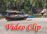Video clip of Arambol Beach In Goa