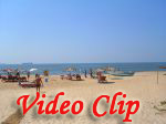 Video clip of Candolim Beach