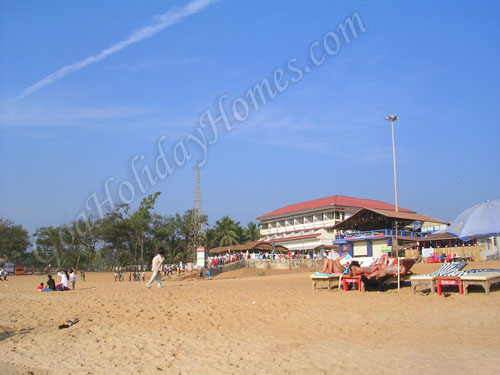 List of Beaches In Goa in Goa