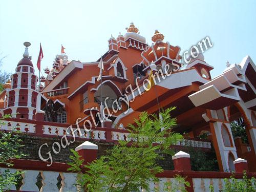 The Altinho in Goa