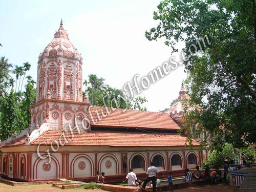 Ananta Temple at Savoi Verem in Goa