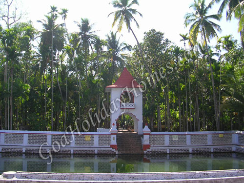 Shri Naguesh Temple in Goa