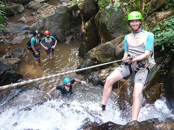 Goa Jungle Adventure  in Goa