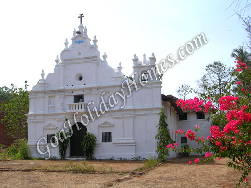 Churches, Chapels, Temples a varied legacy in Goa