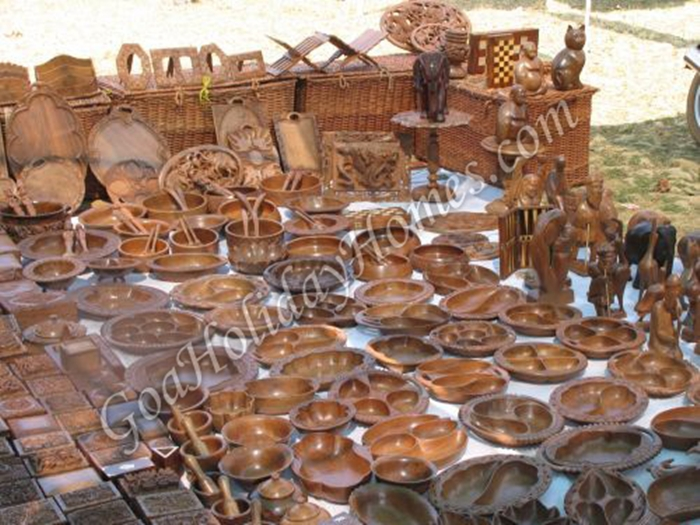 Handicrafts in Goa in Goa
