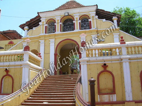 Shri Kamakshi Temple, Shiroda in Goa