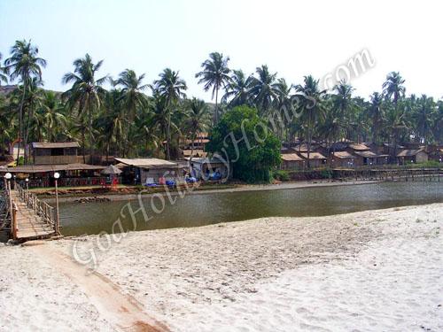 Mandrem Beach In Goa Goa Mandrem Beach Info Goa Beaches