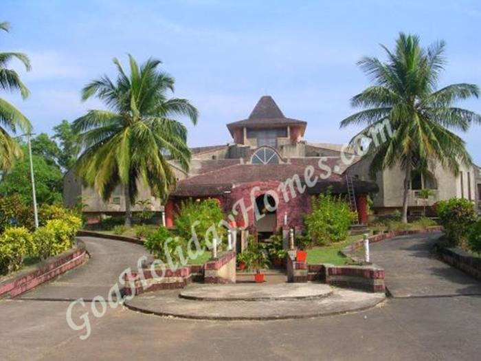 Goa University in Goa
