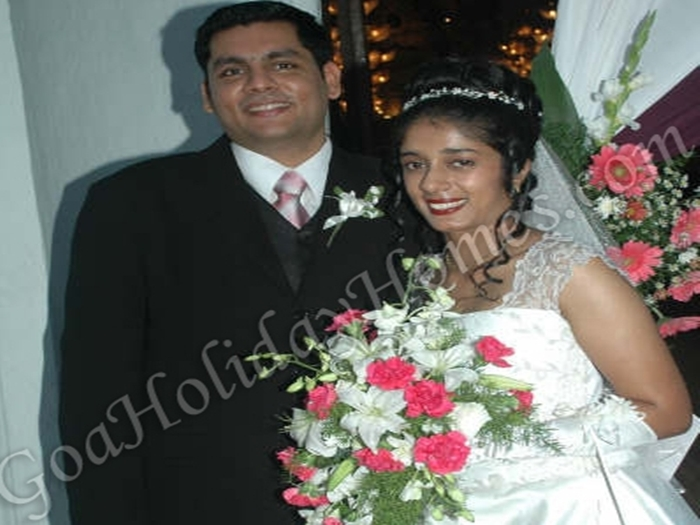 The Goan Catholic Wedding in Goa